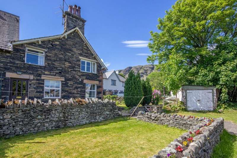 3 Bedrooms Semi Detached House for sale in Kirkbeck Villa, Coniston