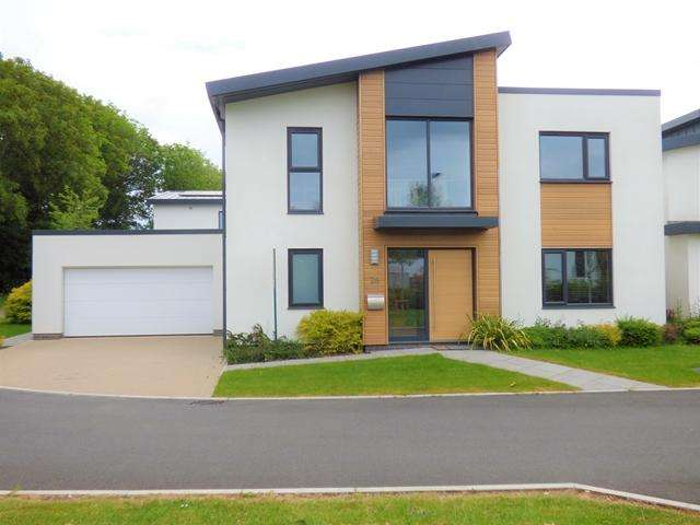 4 Bedrooms Detached House for rent in A Beautiful 4 Bed 'Zero Carbon' Family Home