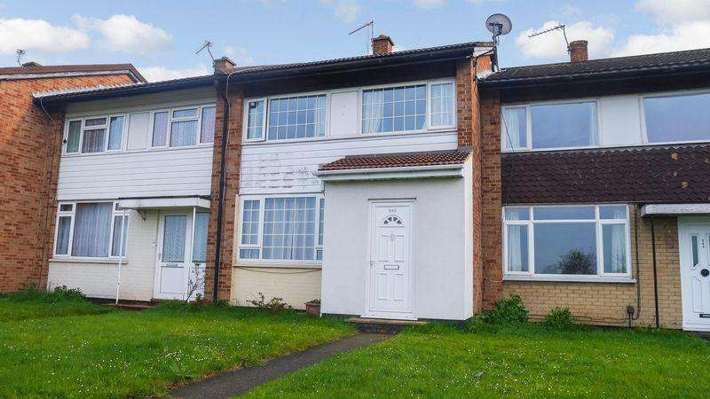 4 Bedrooms Terraced House for sale in Langley - 4 beds, 2 bath, 2 Reception Rooms with views over Open Fields