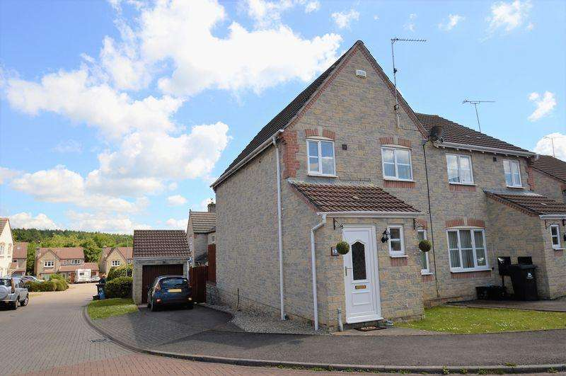 3 Bedrooms Semi Detached House for sale in Milkwall, Coleford, Gloucestershire