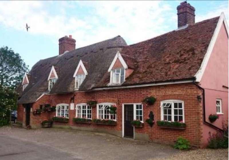 3 Bedrooms Pub Commercial for sale in The Dobermann Inn, The Street, Framsden, Stowmarket, Suffolk, IP14 6HG
