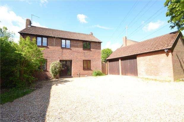 4 Bedrooms Detached House for sale in Broadhurst Grove, Lychpit, Basingstoke
