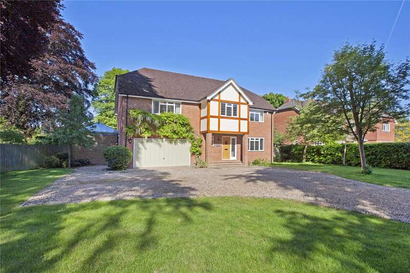5 Bedrooms Detached House for sale in Glebe Road, Maidenhead, Berkshire, SL6