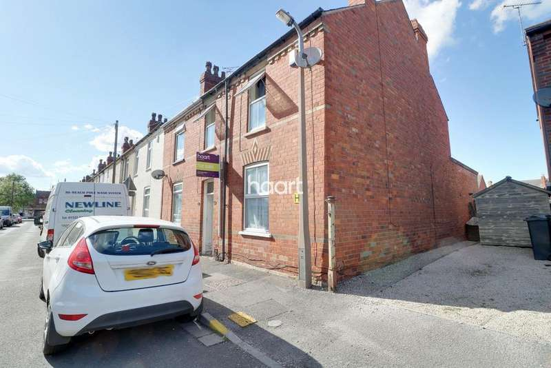 3 Bedrooms End Of Terrace House for sale in Smith Street, Lincoln