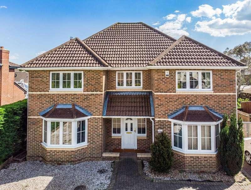 5 Bedrooms Detached House for sale in Warsash Road, Warsash , Southampton SO31
