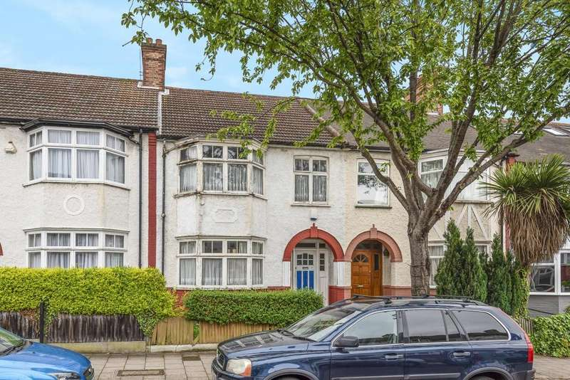 3 Bedrooms Terraced House for sale in Claverdale Road, Brixton