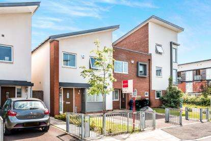 3 Bedrooms Terraced House for sale in Athletes Way, Beswick, Manchester, Greater Manchester