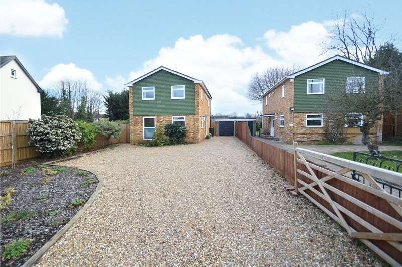 4 Bedrooms Detached House for sale in Eastfield Road, Burnham, Berkshire, SL1