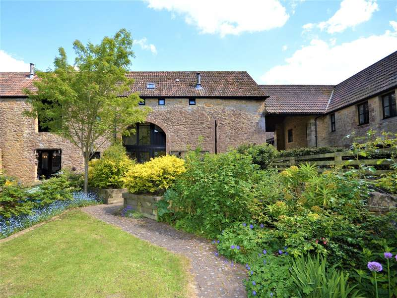 3 Bedrooms End Of Terrace House for sale in 3 Hamdon Stables, Montacute, Somerset, TA15