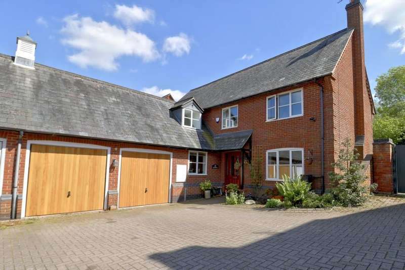 5 Bedrooms Detached House for sale in St. Marys Close, Osgathorpe