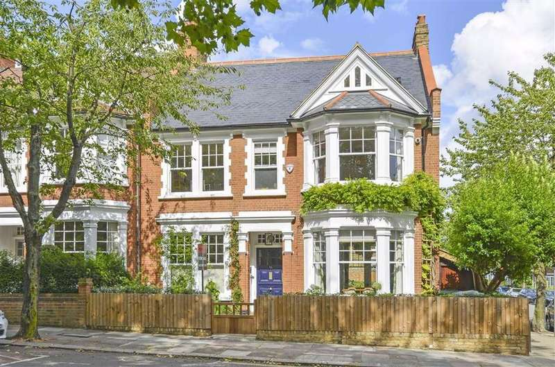 6 Bedrooms End Of Terrace House for sale in Kingswood Avenue, Queens Park, NW6