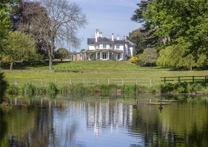 7 Bedrooms Detached House for sale in Blacksmiths Lane, Denham, Middlesex