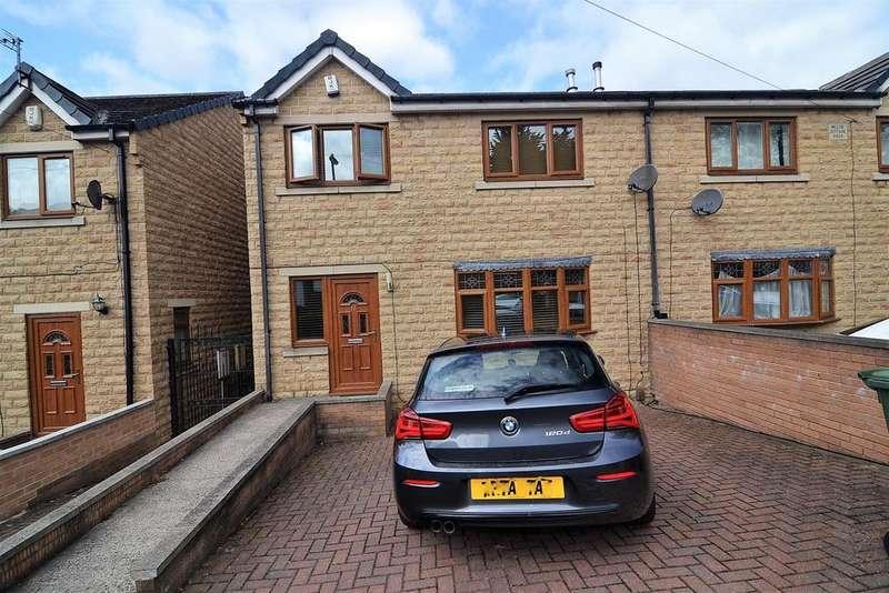 4 Bedrooms Semi Detached House for sale in Hollinbank Lane, Heckmondwike