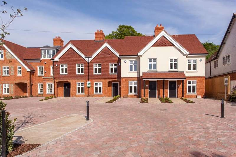 4 Bedrooms Terraced House for sale in High Street, Wargrave, Reading, RG10