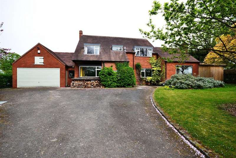 4 Bedrooms Detached House for sale in Common Lane, Mappleborough Green, Studley