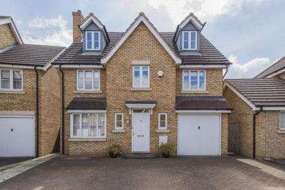 6 Bedrooms Detached House for sale in Cambridge, Cambridgeshire