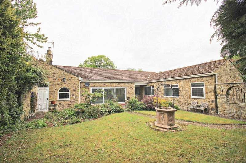 3 Bedrooms Detached Bungalow for sale in Coach Lane, Witton Gilbert, Durham