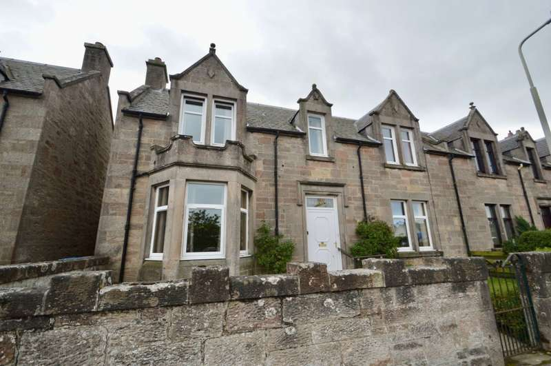 3 Bedrooms Semi Detached House for sale in Braemore Lochloy Road, Nairn, IV12