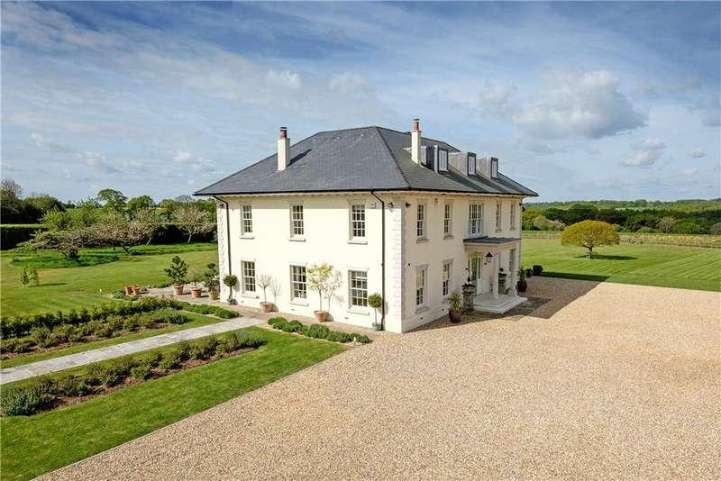 6 Bedrooms Detached House for sale in Becksteddle, Colemore, Alton, Hampshire, GU34