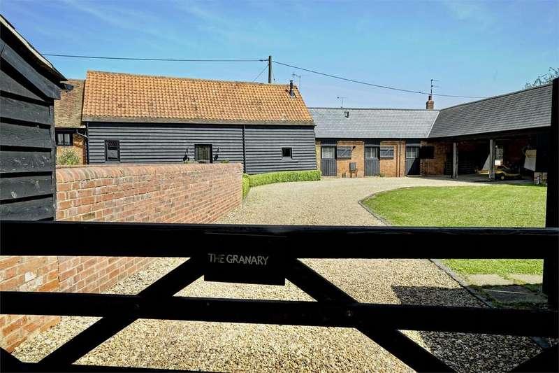 4 Bedrooms Mews House for sale in Riseley Road, Keysoe