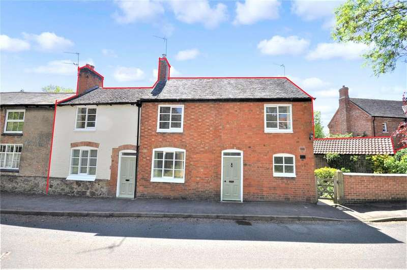 4 Bedrooms End Of Terrace House for sale in King Street, Seagrave, Leicestershire