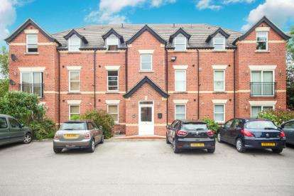 2 Bedrooms Flat for sale in Weaver Grove, Winsford, Cheshire