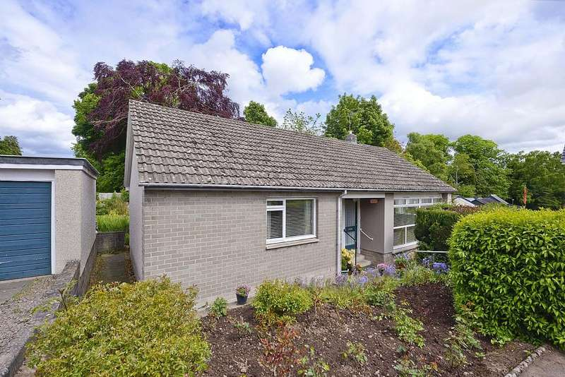 2 Bedrooms Detached Bungalow for sale in Shamwari, 11 Murray Crescent, Duns TD11 3DQ