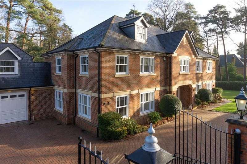 5 Bedrooms House for sale in Monks Walk, South Ascot, Berkshire, SL5