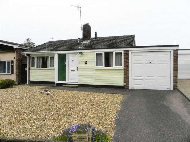 2 Bedrooms Detached Bungalow for sale in Wilden Road, Renhold, Bedford