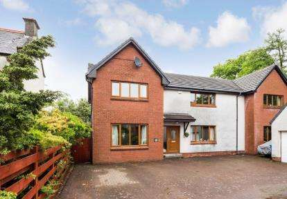6 Bedrooms Detached House for sale in Castlepark Gardens, Fairlie