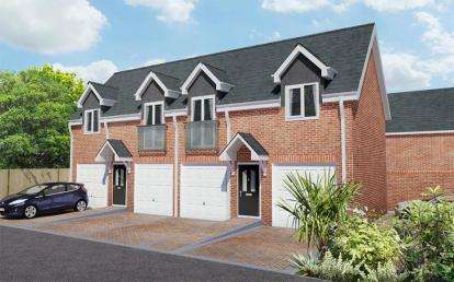 1 Bedroom House for sale in Lumley Fields, Churchill Avenue, Skegness, Lincolnshire