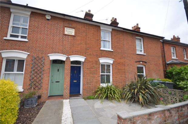 2 Bedrooms Terraced House for sale in Penyston Road, Maidenhead, Berkshire