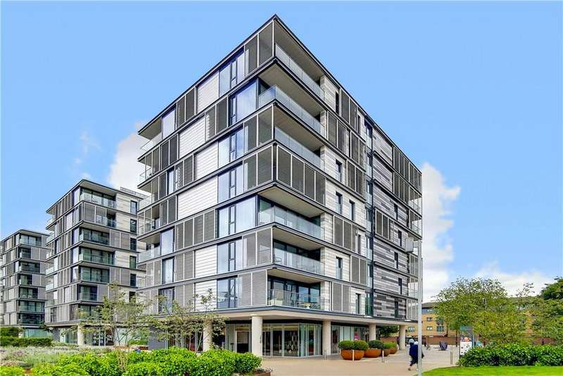 2 Bedrooms Flat for sale in Arthouse, 1 York Way, London, N1C