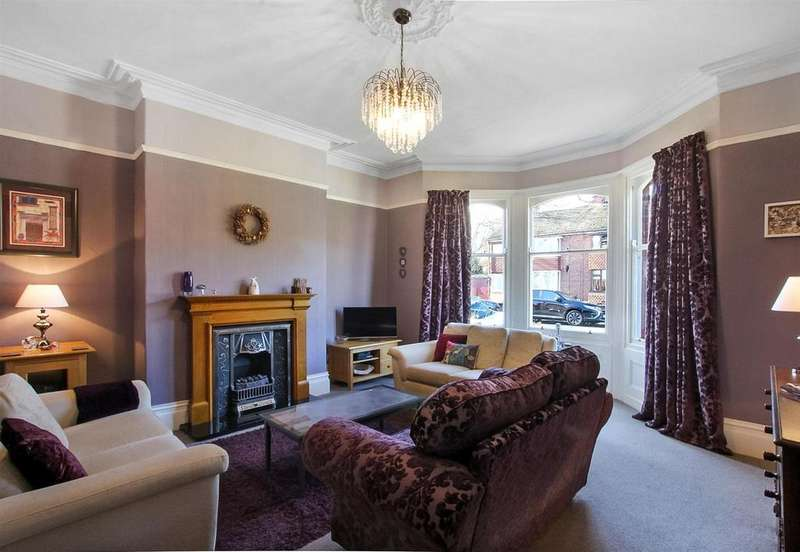 5 Bedrooms Town House for sale in Polam Road, Darlington