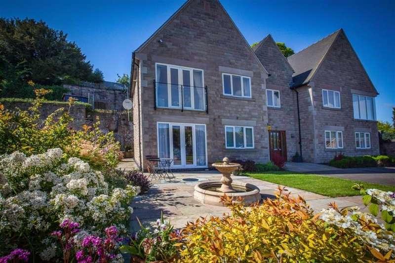 6 Bedrooms Detached House for sale in Lodge Drive, Belper, Derbyshire