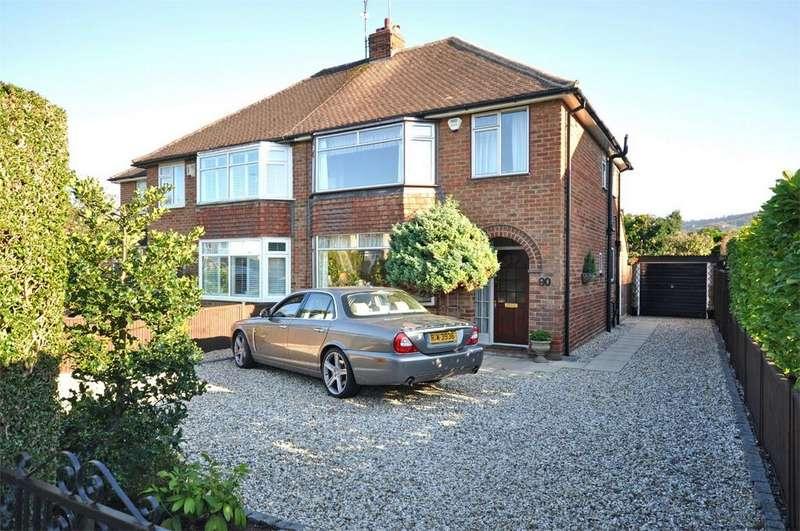 3 Bedrooms Semi Detached House for sale in Leckhampton, Cheltenham, Gloucestershire