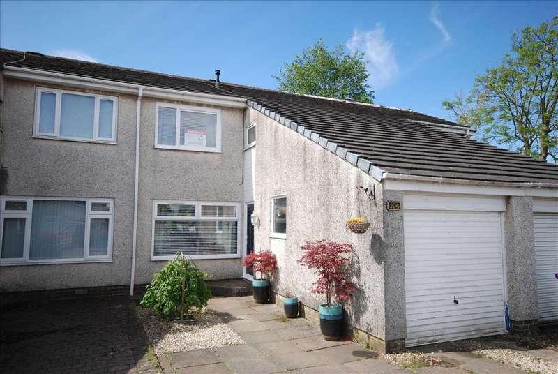 3 Bedrooms Terraced House for sale in Duddingston Avenue, Kilwinning