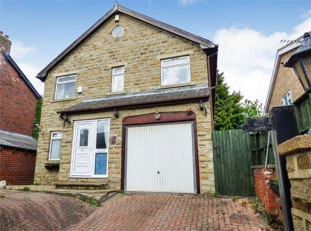 5 Bedrooms Detached House for sale in Springstone Avenue, Ossett, West Yorkshire