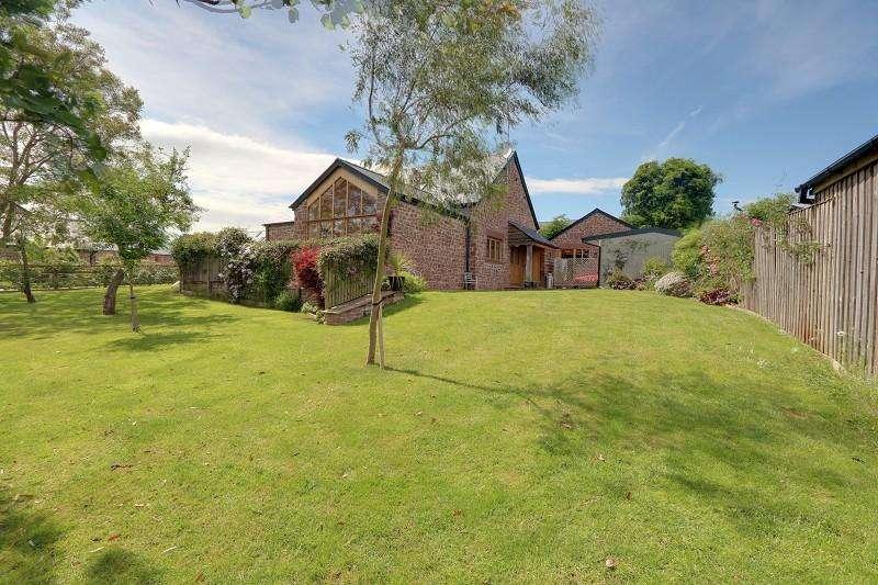 4 Bedrooms Detached House for sale in Duncastle Court, Alvington, Lydney, Gloucestershire, GL15