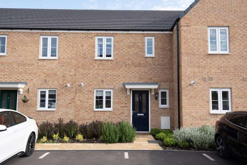 2 Bedrooms Terraced House for sale in Witham Road, Spalding, Spalding, PE11