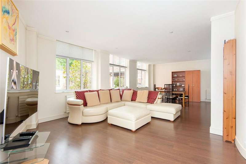3 Bedrooms Flat for sale in Percy Laurie House, 217 Upper Richmond Road, Putney, London, SW15