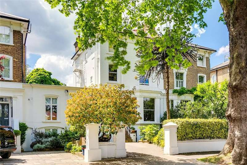 5 Bedrooms Semi Detached House for sale in Spencer Road, Chiswick, London