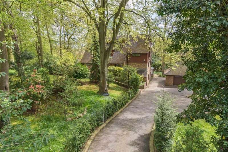 6 Bedrooms Detached House for sale in Plantation Road, Leighton Buzzard