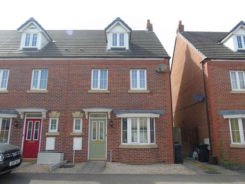 4 Bedrooms Detached House for sale in Buccaneer Grove, Newport