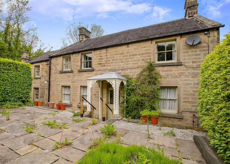 5 Bedrooms Detached House for sale in Birchover Road, Stanton-In-The-Peak