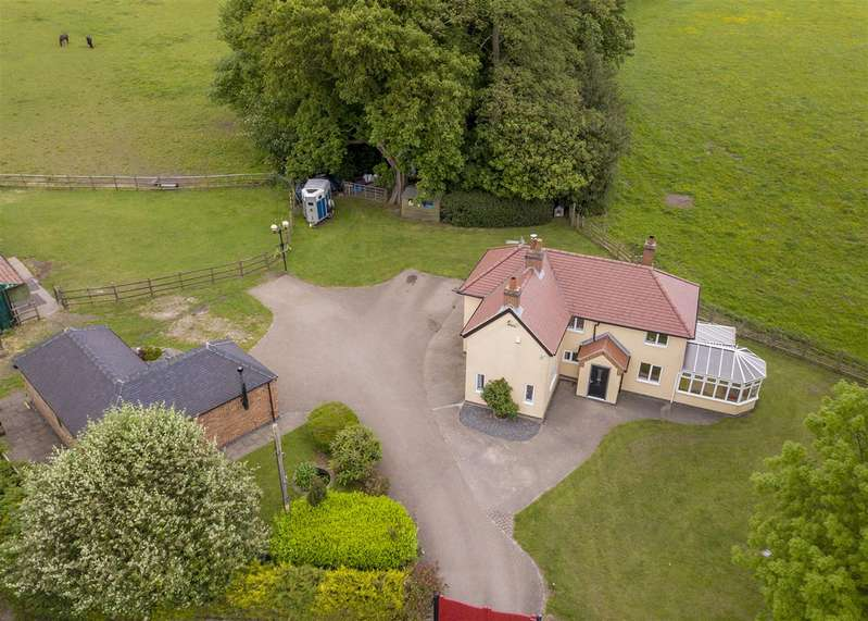 4 Bedrooms Detached House for sale in Main Street, Strelley, Nottingham