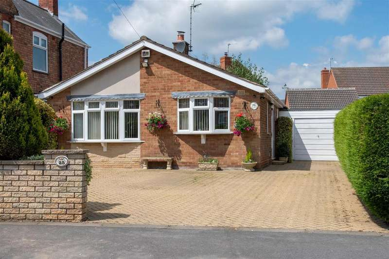 2 Bedrooms Bungalow for sale in Equity Road East, Earl Shilton