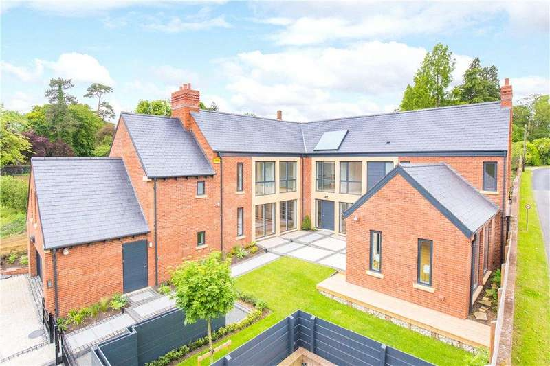 4 Bedrooms Detached House for sale in Stag Hill, Mentmore, Buckinghamshire