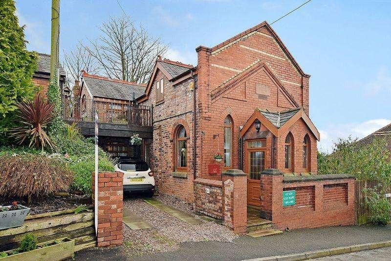 4 Bedrooms Detached House for sale in Cholmondeley Road, Clifton Village, Runcorn