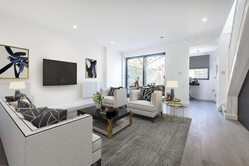 3 Bedrooms Terraced House for sale in Charles Nex Mews, Dulwich